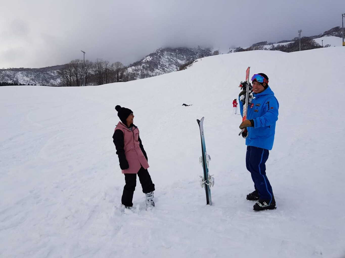MABEY SKI BLOG HOW I FELL IN LOVE WITH SKIING
