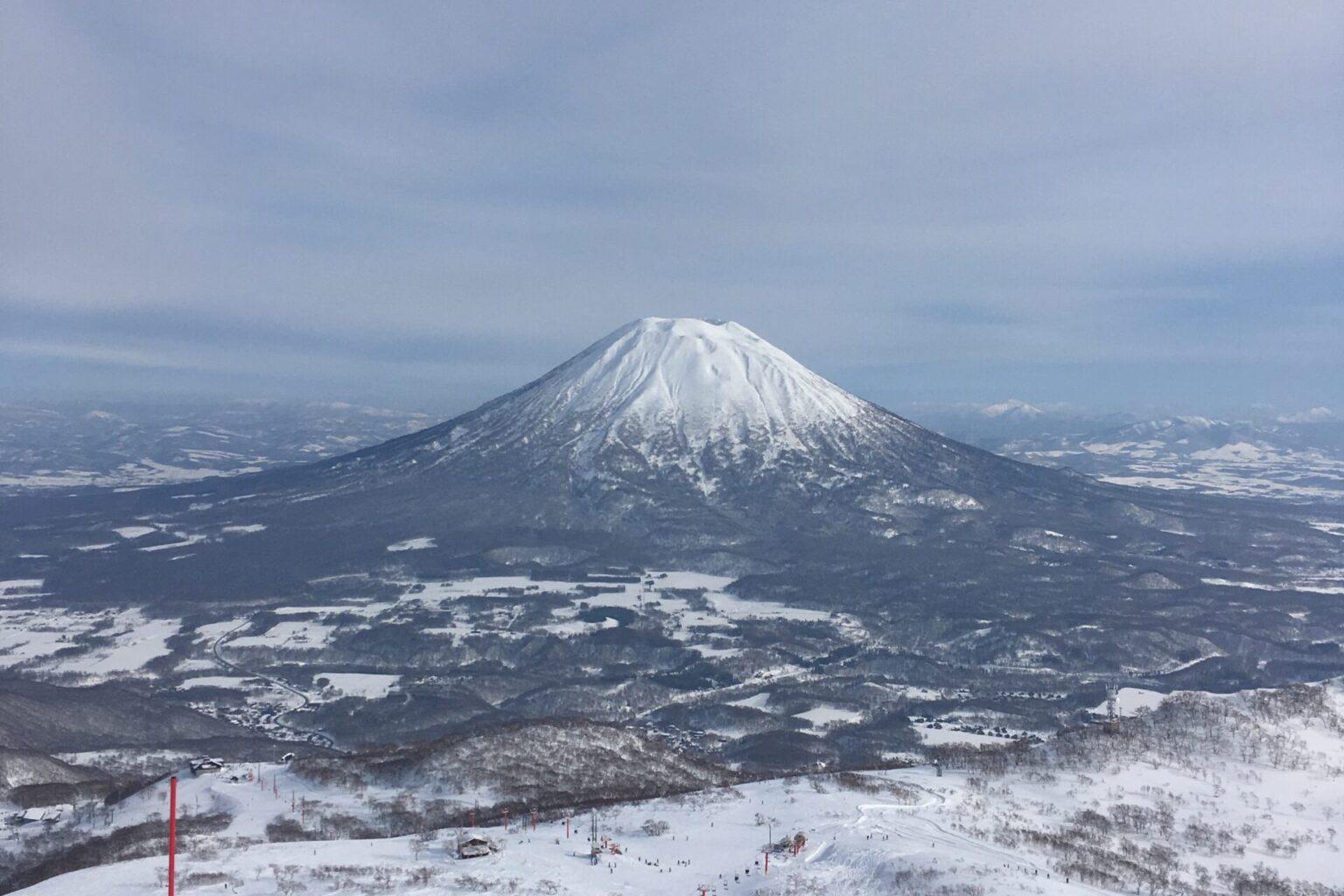 Mt Yotei, Niseko