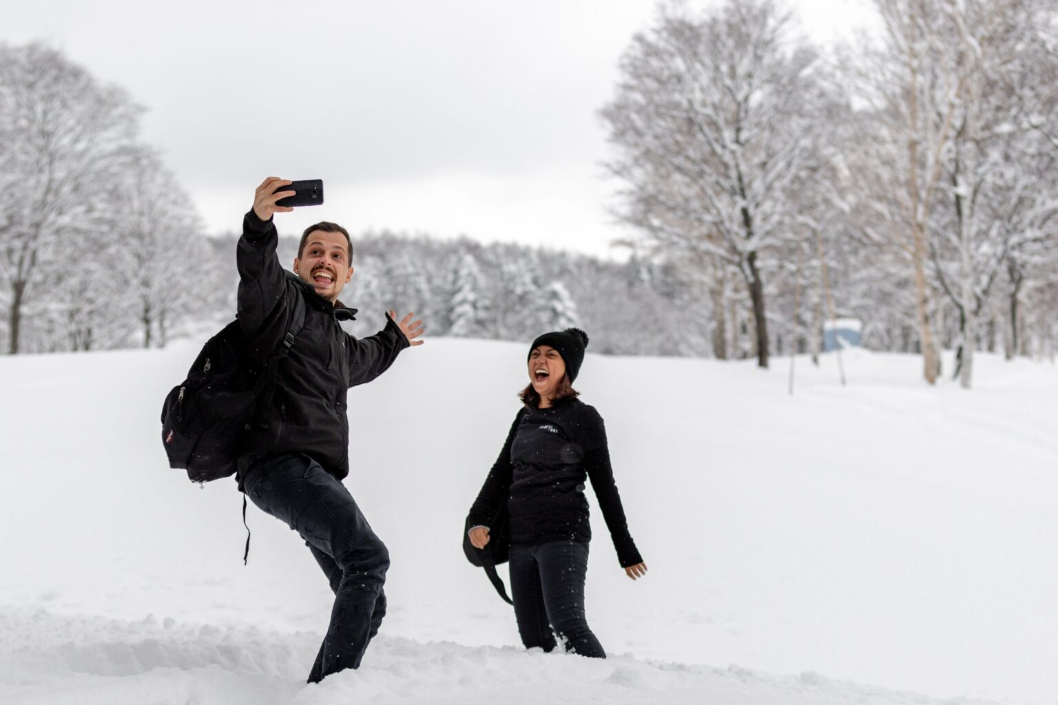 MABEY SKI BLOG HOW I FELL IN LOVE WITH SKIING SELFIE